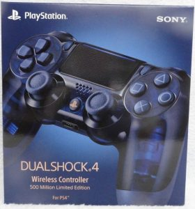 Dual-Shock 4 – Wireless controller – 500 Million Limited Edition