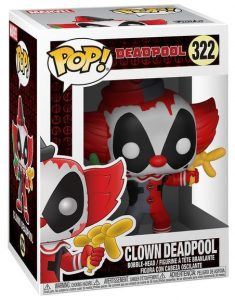 Funko POP! – Deadpool – Clown – Deadpool – 322