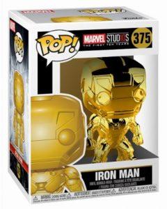 Funko POP! Marvel Studios – Ironman – Gold – 375