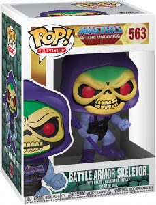 Funko POP! – Television – Masters of the Universe – Battle-armor – Skeletor – 563