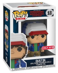 Funko POP! 8-bit Stranger Things – Dustin – 18