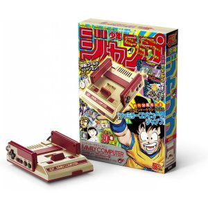 Famicom Mini 50th Anniversary Shonen-Jump Edition