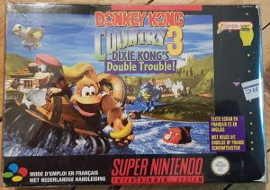Donkey Kong Country 3 : Dixie Kong's Double Trouble !