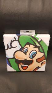Nintendo – LUIGI – Cadre imprimé 15x15cm
