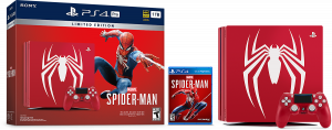PS4Pro_SpiderMan_LtdEdition_-_COVER