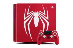 PS4 Pro -- Spider-Man Ltd Edition