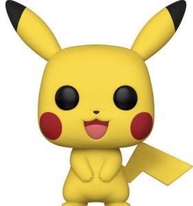 Pikachu POP! -- Pika Pika !