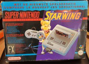 Super Nintendo – Starwing Edition