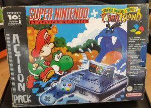 Super Nintendo – Yoshi's Island Edition