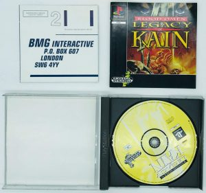 Blood Omen Legacy of Kain – PAL_-_INSIDE