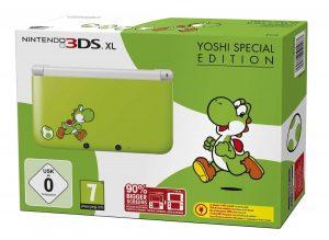 Nintendo 3DS XL – Yoshi Special Edition