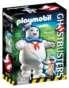 Playmobil – Ghostbusters – STAY PUFT & STANTZ – 9221