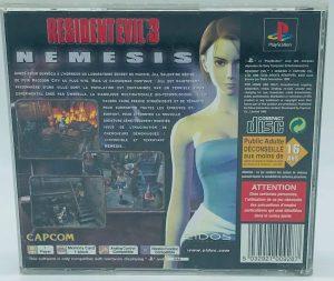 Resident Evil 3 Nemesis – PAL_-_BACK