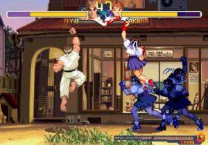 Street Fighter Alpha 2 – PAL_-_01