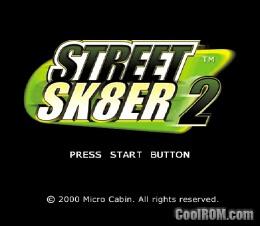 Street Skater 2- PAL_-_00