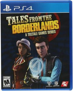 Tales From The Borderlands – A Telltale Games Series
