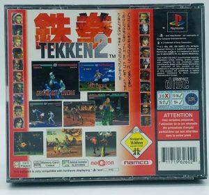 Tekken 2 – PAL_-_BACK