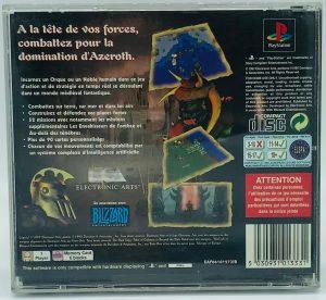 Warcraft 2 The Dark Saga – PAL_-_BACK