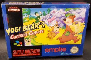 Yogi Bear's : Cartoon Capers