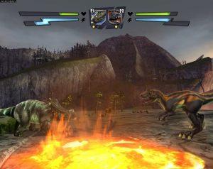 Combat de Géants Dinosaures 3D – PAL_-_00