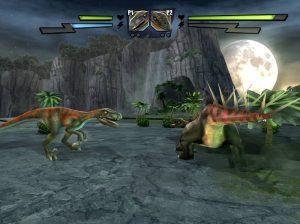Combat de Géants Dinosaures 3D – PAL_-_03