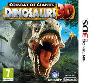 Combat des Géants Dinosaures 3D