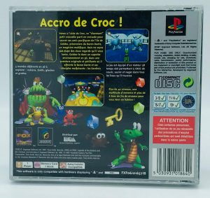 Croc Legend of The Gobbos – PAL_-_BACK
