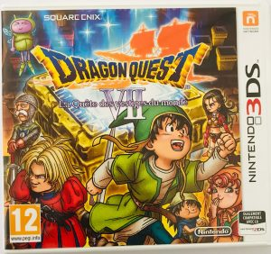 Dragon Quest 7 La Quete des vestiges du monde