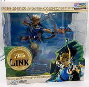 Zelda : Breath of the Wild – Link Statue (F4F)