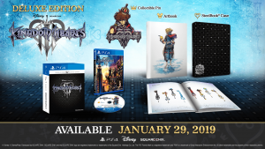 KH3deluxeedition – PAL – CONTENT