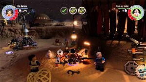 Lego Star Wars The Force Awakens – PAL_-_00