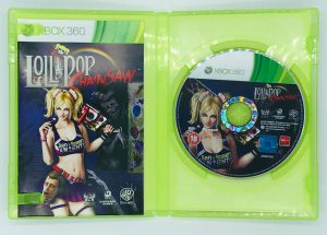 Lollipop Chainsaw – PAL_-_INSIDE
