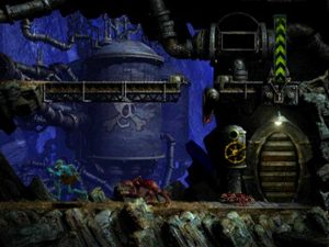 Oddworld L'Exode D'Abe- PAL_-_01