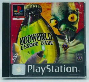 Oddworld L'Exode D'Abe