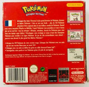 Pokémon Version Rouge- PAL_-_BACKJPG