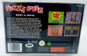 PuzzleBobble – SNES – PAL – BACK