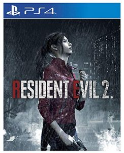 Resident Evil 2 REMAKE (Edition Lenticulaire)