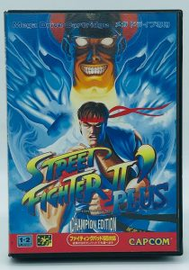Street Fighter II' Plus Champion Edition
