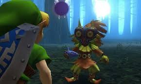 The Legend of Zelda Majora's Mask 3D- PAL_-_02