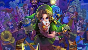 The Legend of Zelda Majora's Mask 3D- PAL_-_03