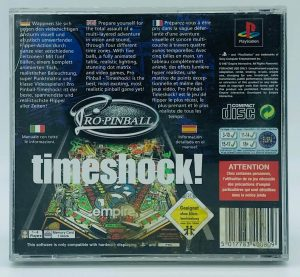 Timeshock – PAL_-_BACK