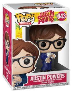 Funko POP! – Movies – AUSTIN POWERS – Austin Powers – 643