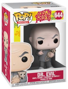 Funko POP! – Movies – AUSTIN POWERS – Dr. Evil – 644