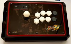 Arcade Fightstick Street Fighter IV – Tournament Edition