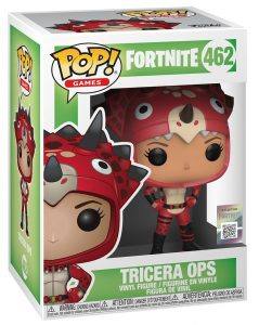 FUNKO POP!  – GAMES – FORTNITE – TRICERA OPS – 462