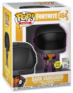 FUNKO POP!  – GAMES – FORTNITE – DARK VANGUARD – 464