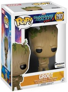 FUNKO POP! – MOVIES – GUARDIANS OF THE GALAXY – GROOT – 207
