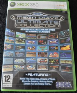 Mega Drive Ultimate Collection