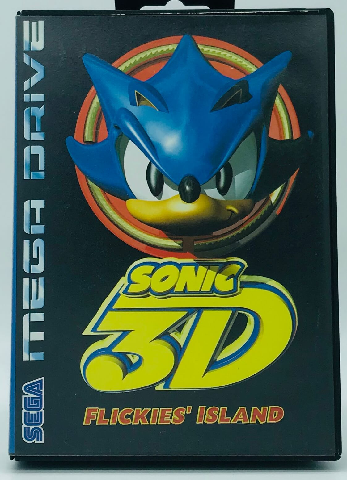 Sonic 3D : Flickie's Island
