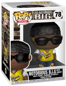 Funko POP! – Rocks – THE NOTORIOUS BIG – Notorious BIG – 78